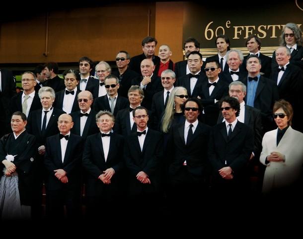 De grands cinéastes ont collaboré au film conçu par Gilles Jacob, destiné à fêter le 60ème festival de Cannes.