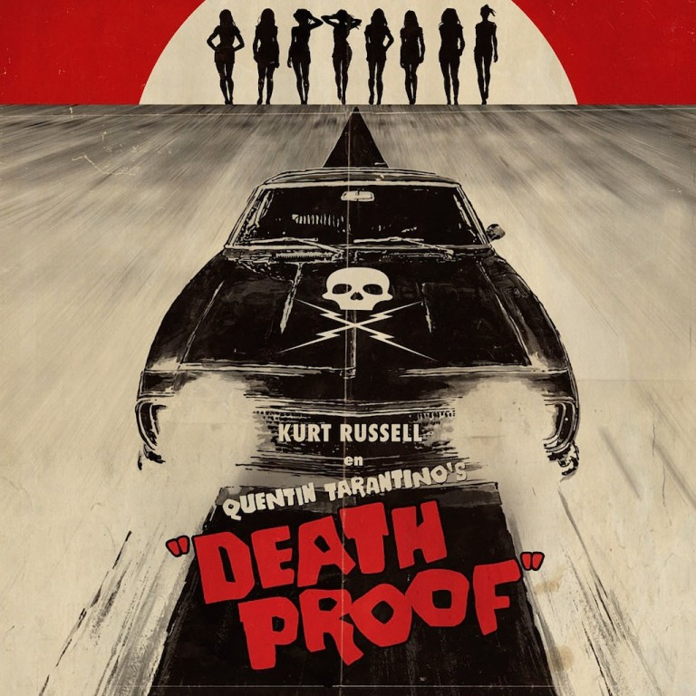 DEATH PROOF AFF