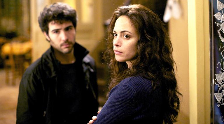 Tahar Rahim et Bérénice Béjo, dans Le Passé