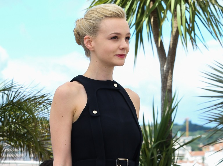 Carey Mulligan, à Cannes (2013)