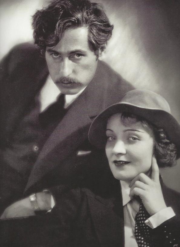 Josef Von Sternberg et Marlène Dietrich