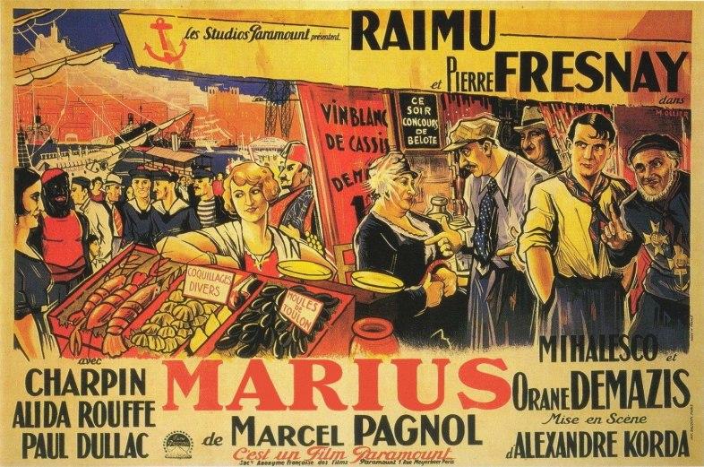 Marius (1931), réalisé par Alexander Korda