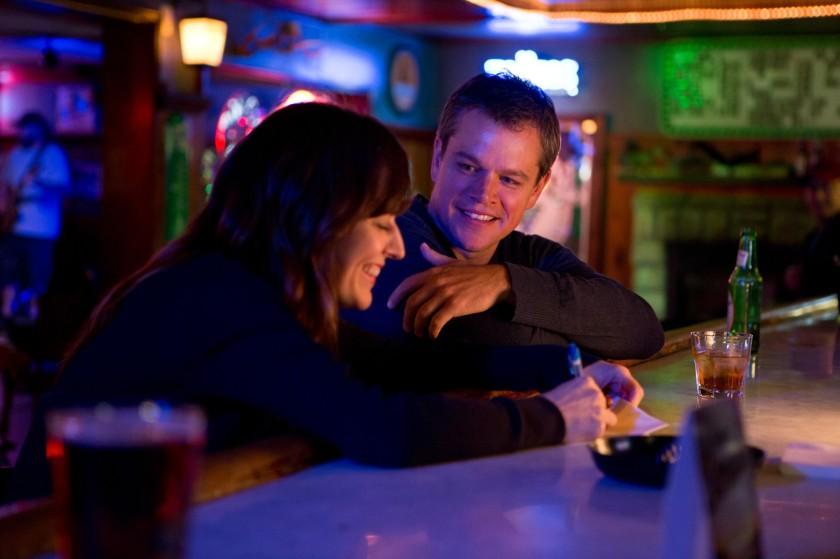 Rosemarie DeWitt et Matt Damon