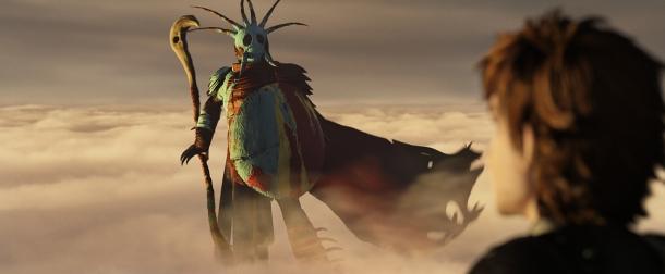 Dragons 2 sortira en salles le 2 juillet.