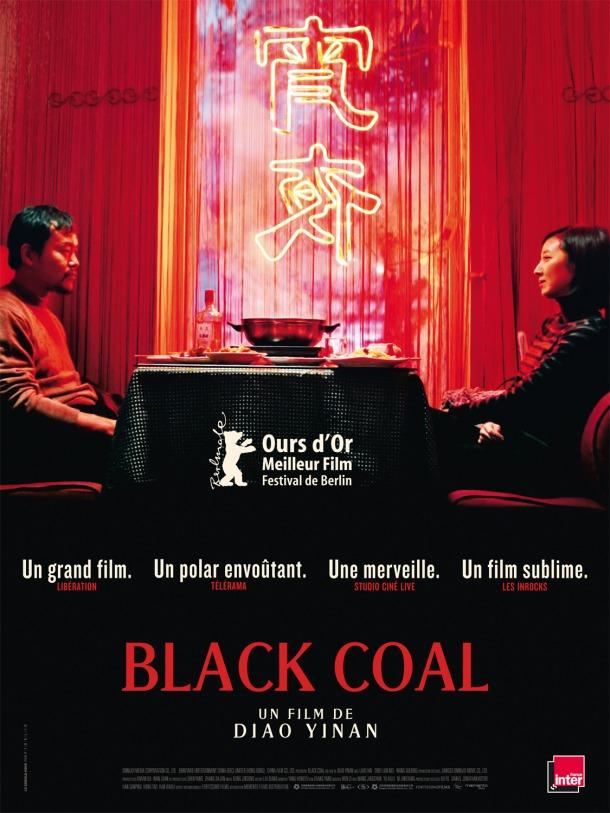 Affiche Black Coal critique film