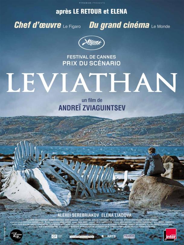 Léviathan Poster Affiche