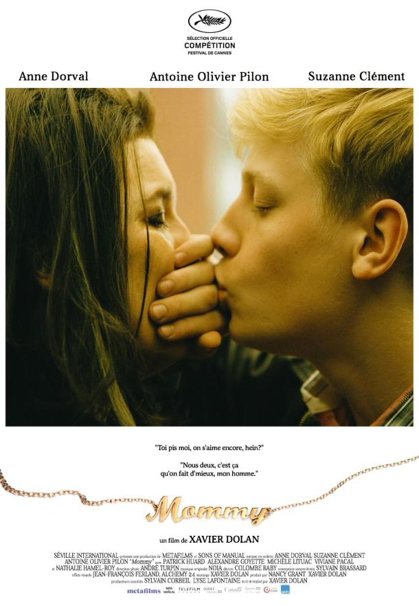 Mommy by Xavier Dolan poster