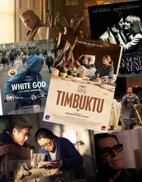 Décembre 2014 : un mois riche en cinéma!