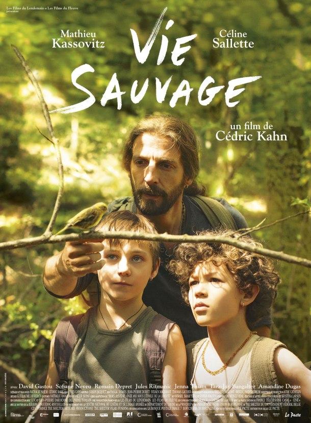 Vie Sauvage affiche film cedric kahn