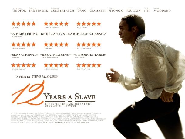 Affiche de 12 years a slave