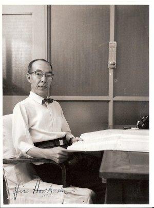 Jiro Horikoshi, l'homme qui a inspiré le film d'Hayao Miyazaki