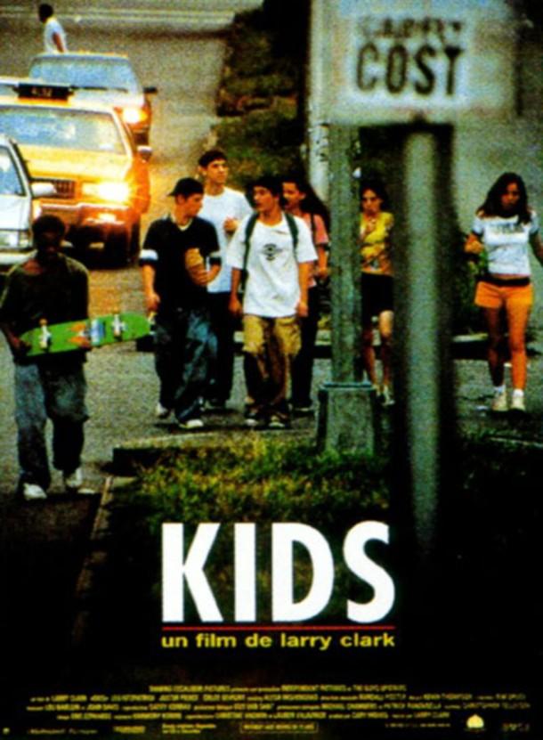 Affiche Poster Kids Larry Clark