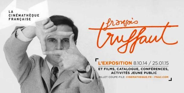 L'exposition François Truffaut à la Cinémathèque française se termine bientôt