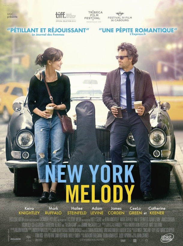 Affiche de New-York Melody (Begin Again)