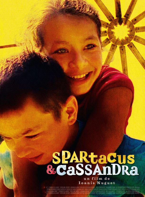 Affiche de Spartacus et Cassandra (Ioanis Nuguet)
