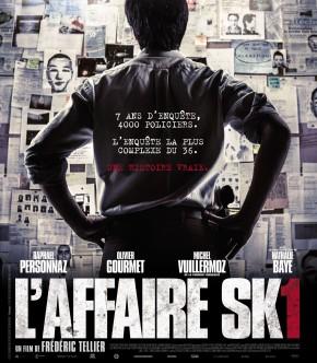 [NOTRE AVIS] L'affaire SK1 : premier film réussi, et très bon polarfrançais