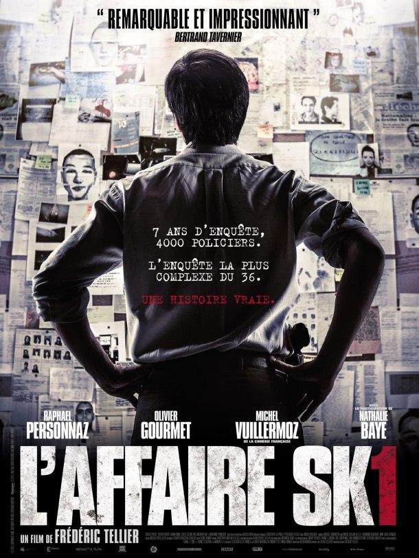 Affiche de L'affaire SK1