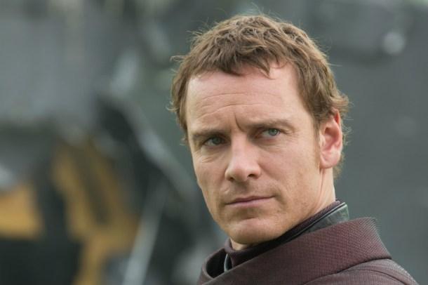 L'irlandais Michael Fassbender dans le rôle de Magneto, dans X-Men