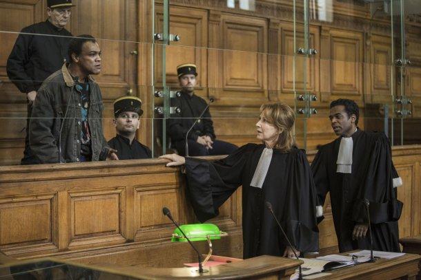 Le procès mené par Nathalie Baye (L'affaire SK1)