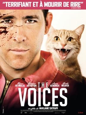 [NOTRE AVIS, en bref] The Voices : une comédie à en mourir… de rire!