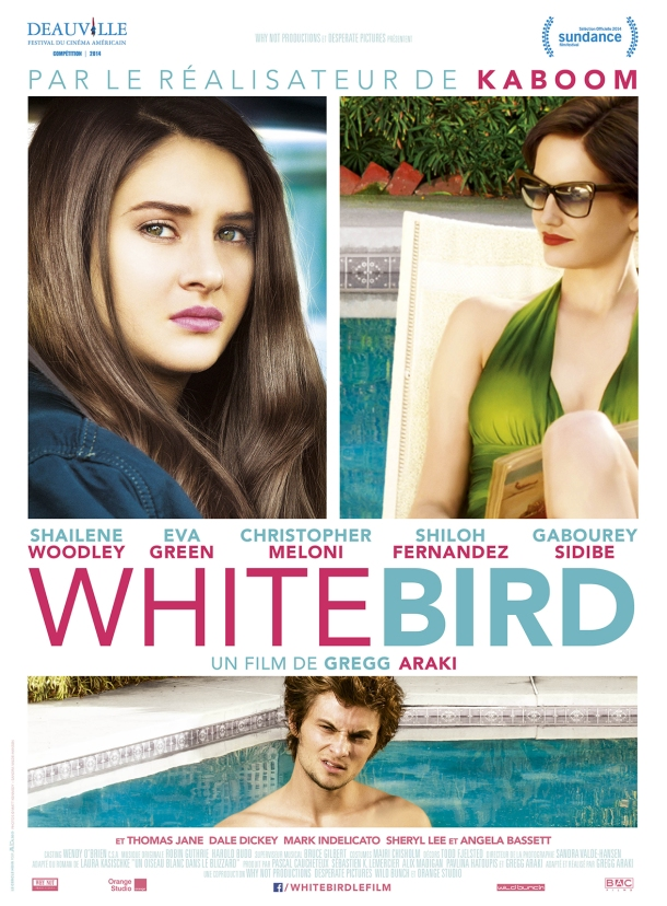 Poster de White Bird in a blizzard