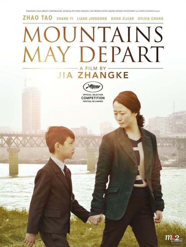 Affiche de Mountains May Depart, de Jia Zangke