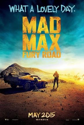 [CANNES 2015] Mad Max : Fury Road : «les blockbusters de cette envergure ne courent plus les salles»