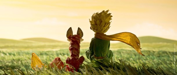 Le Petit Prince (The Little Prince), de Mark Osborne