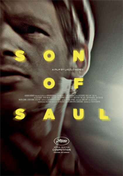 Son of saul (poster)